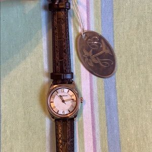 Women's brown Tommy Bahama watch